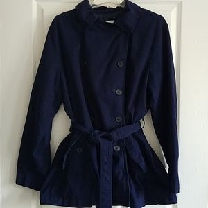 Gap Classic Trench Coat with Belt -XL